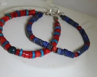 Tropical bracelets