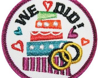 We Did - Gay Marriage Merit Badge