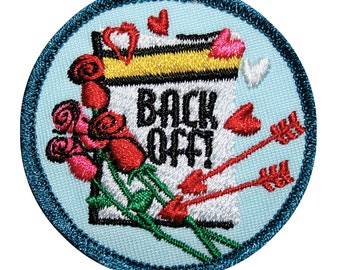 Restraining Order Gay Merit Badge