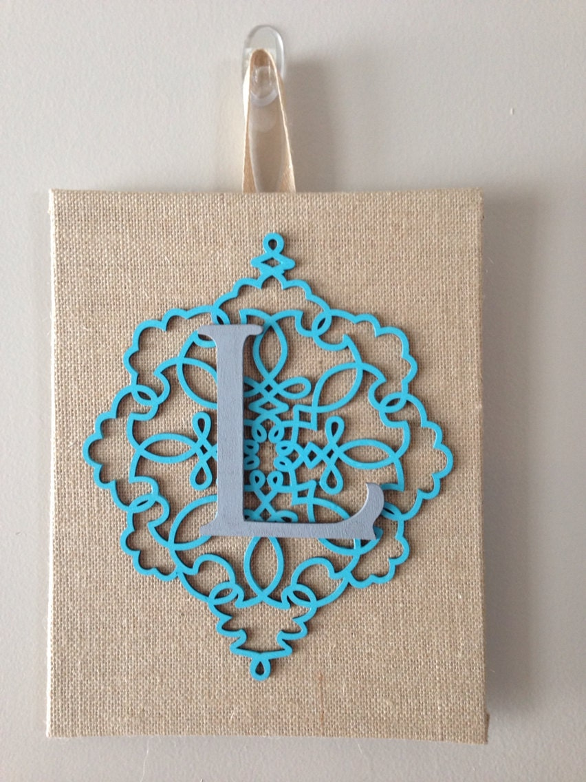Etsy Initial Wall Decor : Kitchen dining