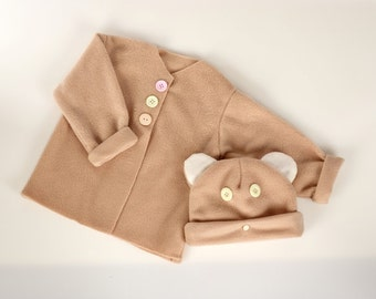 Sew Your Own Baby Set - Beige