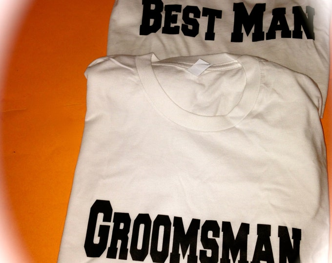 Groomsman shirt. Groom t-shirt. Wedding Shirts. Groomsmen shirts. Man of honor t-shirts. Groomsmen gifts. Groom t-shirt. wedding
