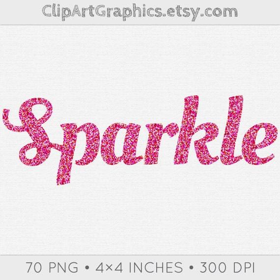 Hot Pink Sparkle Alphabet Clip Art Princess Alphabet Pink ...
