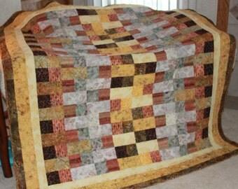 Large lap quilt