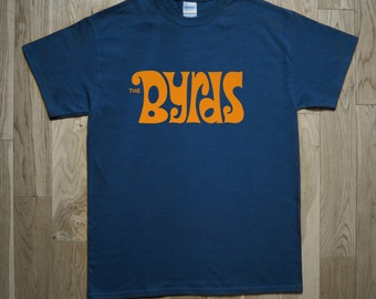 T-Shirt THE BYRDS