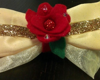 Belle of the Ball hair bow