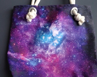 Galaxy_Tote Bag_Out of this world Tote Bag