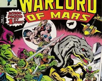 John Carter: Warlord of Mars #1