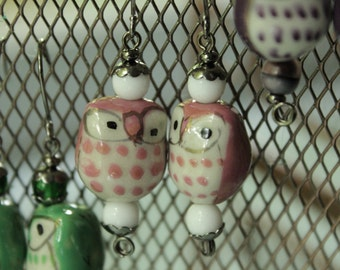 Hoot About You Earrings