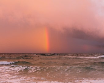 Rainbows and Storms