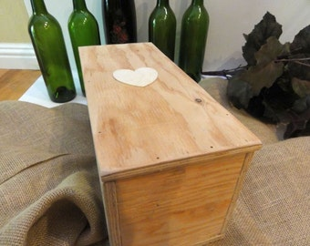 Wedding First Fight Wine Box New Colors Added