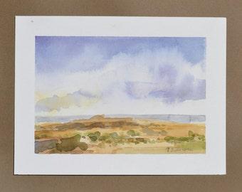 """Original Painting: """"Paisaje II"""""""