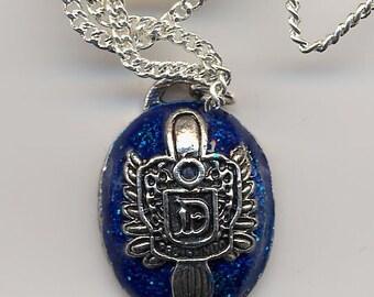 Vampire Diaries Inspired Damon's Signet Necklace