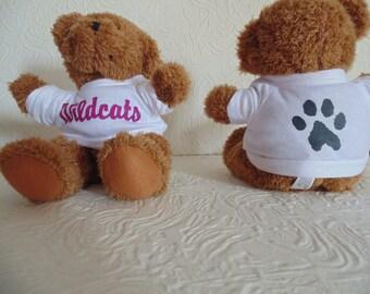 """Teddy Bear 6-1/2"""" Tall"""