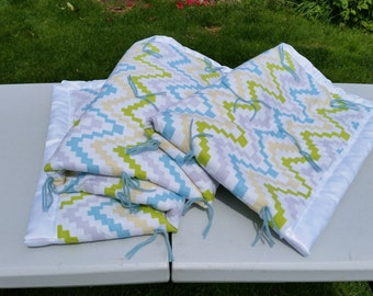 A Quilt Is Nice Zig Zag Quilt Kit Tutorial Personal Blog