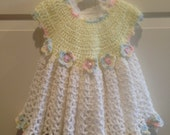Pretty little baby girl dress.