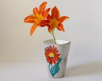 flower vase vintage