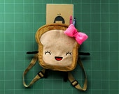 Mrs. Little Bread Slice BACKPACK