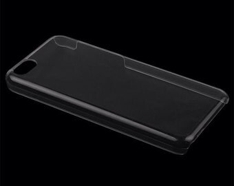 Iphone5c clear hard case