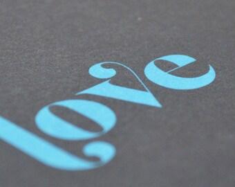 Brief Greetings - Love Set