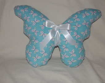 Butterfly Pillow - Handmade