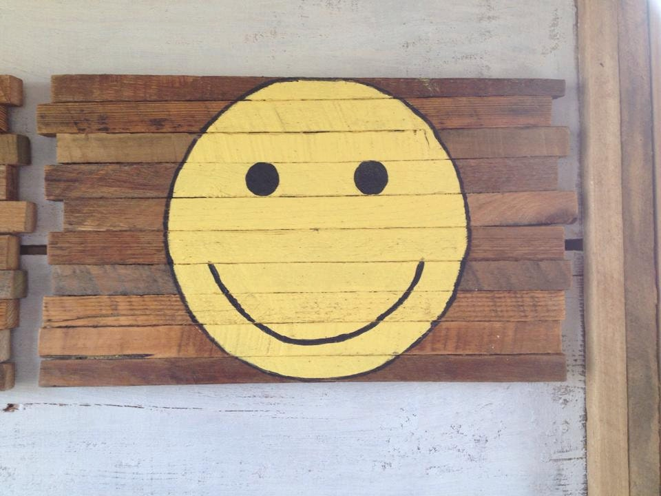 Custom Painted Signs, Reclaimed Wood Sign, Peace Love Joy Sign, Wood ...