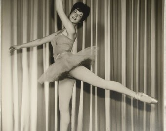 Ballarina photograph