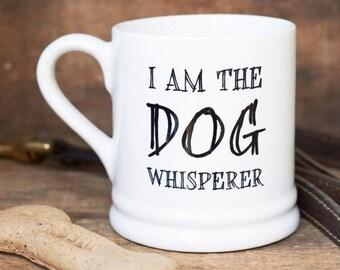 The Dog Whisperer mug