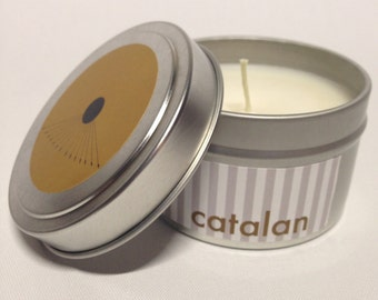 Catalan Candle By ATeN