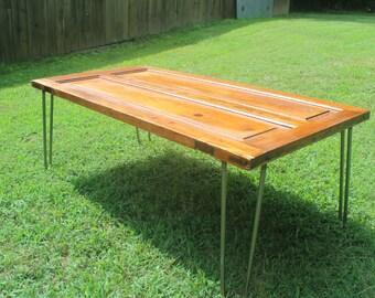 Original refurbished coffee table