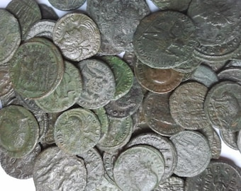 Great Roman cleaned Coins - Topquality