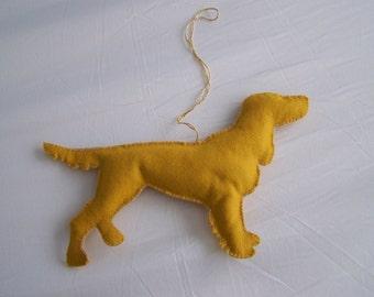 Spaniel Dog Lavender Air Freshener
