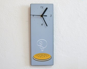 Pizza - Kitchen Wall Clock