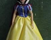 Vintage Snow White Doll