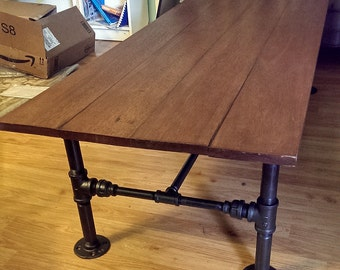 Rustic Mahogany Coffee Table Image collections Table Design Ideas