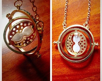Time Turner Hermione Necklace