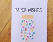 Paper Wishes - Zine