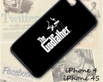 Godfather cell phone Case / Cover for iPhone 4, 5, Samsung S3, HTC One X, Blackberry 9900, iPod touch 4 / 689