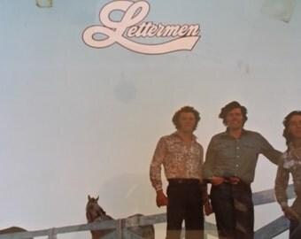 Letterman Album unopened!