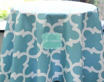 Tablecloth - Premier Prints - FYNN - Regatta - Choose Your Size - Table Linen Wedding Home Decor Dining Kitchen