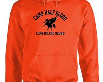 CAMP HALF BLOOD hoodie sweatshirt hooded sweat shirt