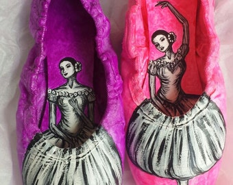 Decorative Pointe Shoes