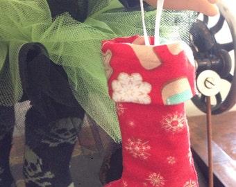 American Girl Doll Christmas stocking