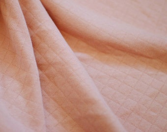 Japanese Fabric Quilt Knit Fabric Pink