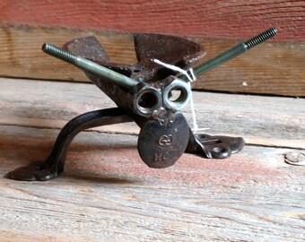Evinrude - Repurposed scrap metal dragon fly