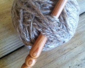 Hand crafted Australian timber crochet hooks made to order or as seen in photo