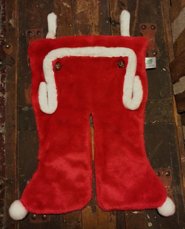 Vintage Mid Century 1970s Santa S Best Long John Double