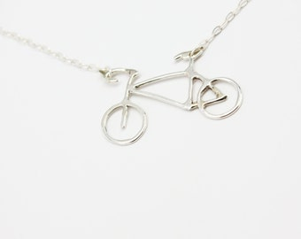 Your Bicycle Custom Necklace