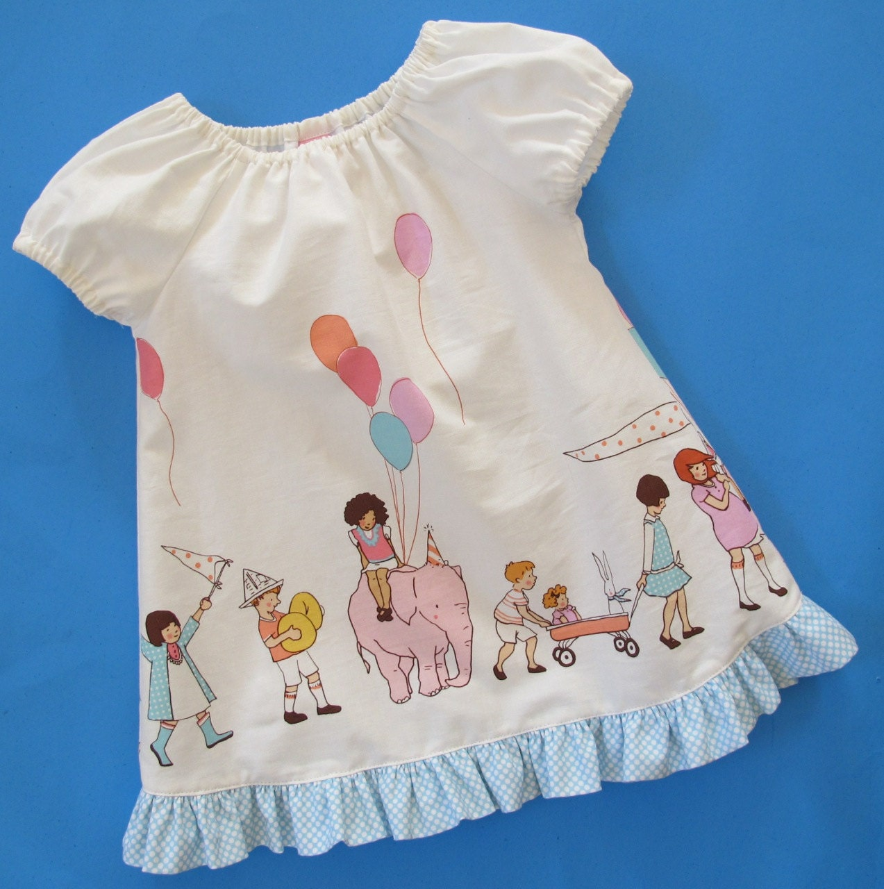 Baby peasant dress pattern beginner sewing pattern easy zoom ombrellifo Choice Image