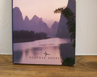 "Art Book ""Landscape Photography"" Heather Angel Illustrated Color Photos How-To Tips & Hints"